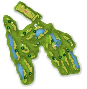 alhama course map